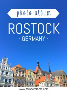 Rostock, Germany, Europe, photography, photoalbum