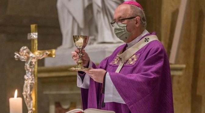 Slovo arcibiskupa Graubnera ke zpřísněným opatřením