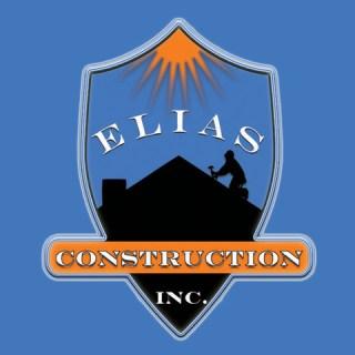 Elias Construction custom logo