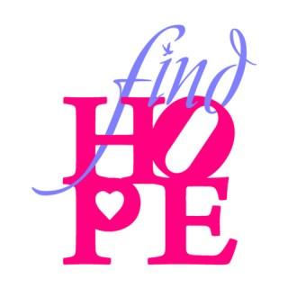 Find Hope Philly custom logo