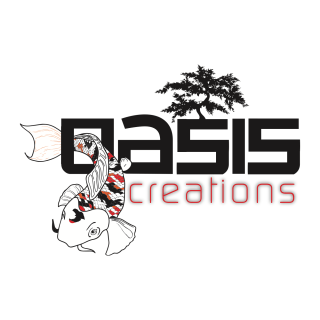 Oasis Creations Logo Brand Creation