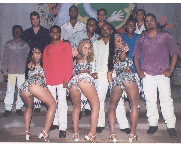 Banda os Maninhos, só nas paradas de sucessos no início de 90