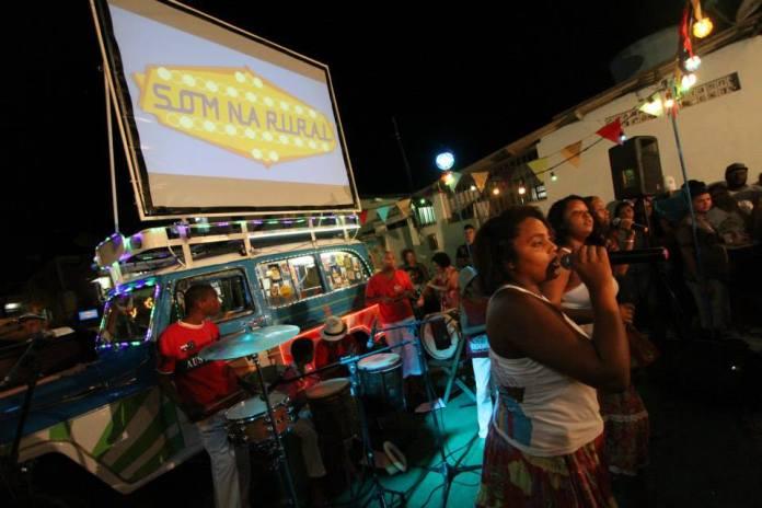Show do Coco do Miudinho da Xambá no Som Na Rural - Foto: Facebook