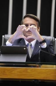 Deputado Jair Bolsonaro (PP-RJ) - Foto: Gabriela Korossy/ Câmara dos Deputados