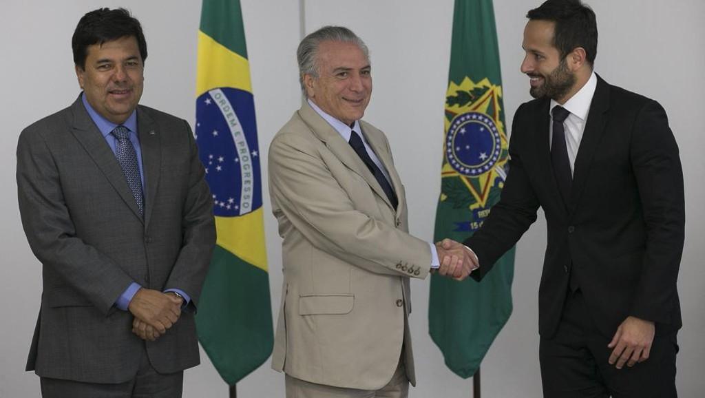 Calero permaneceu seis meses no cargo, marcado por críticas, protestos e insatisfação da classe artística - Foto Fabio Rodrigues Pozzebom/Agência Brasil