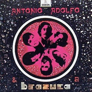 "Capa de ""Antonio Adolfo & A Brazuca"" (1969)"