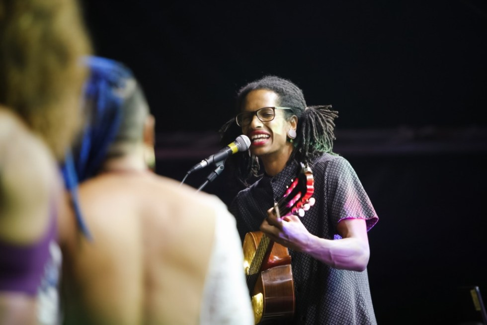 Favela Sounds - Rosa Luz - fotos Rômulo Juracy