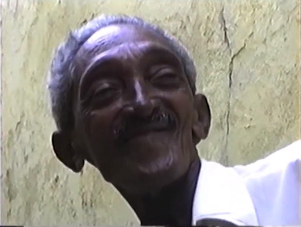 Cristóvão Alô Brasil. Frame. Reprodução