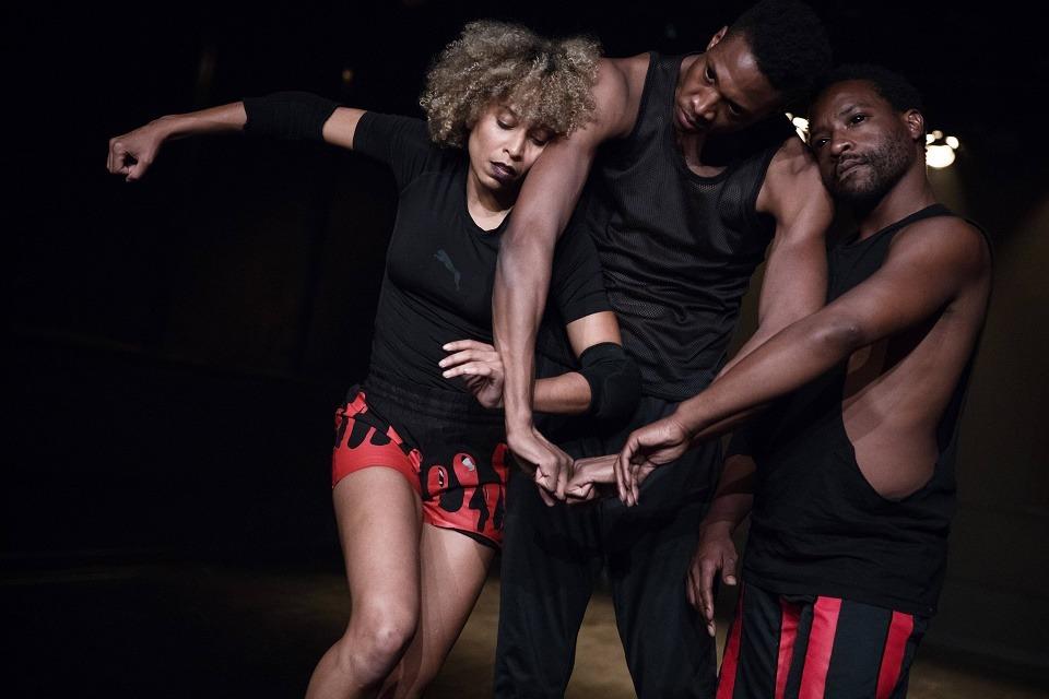 A bailarina e coreógrafa Ligia Lewis - Foto Julieta Cervantes