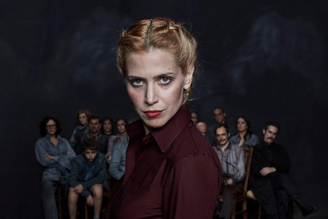 Mel Lisboa é protagonista de Dogville