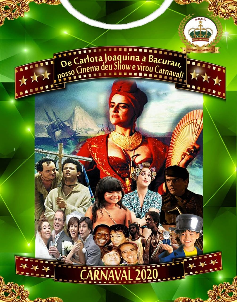 Império Ricardense no Carnaval 2020