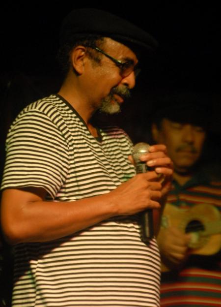 O compositor Joãozinho Ribeiro. Foto: Paulo Caruá