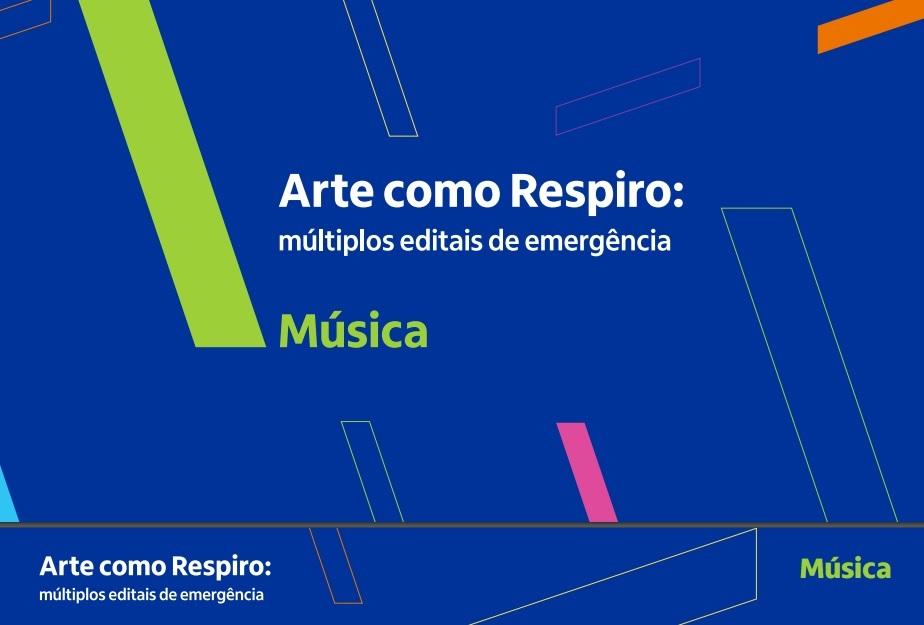 Edital do Itaú Cultural para músicos na quarentena