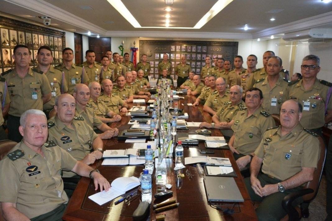 Ciclo de debates do Tablado Arruar - Foto: Exército Brasileiro
