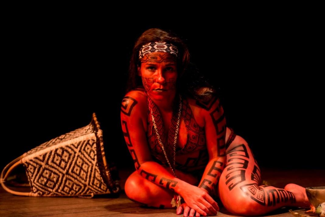 Ikuani, de Regina Maciel, participa do Palco Giratório