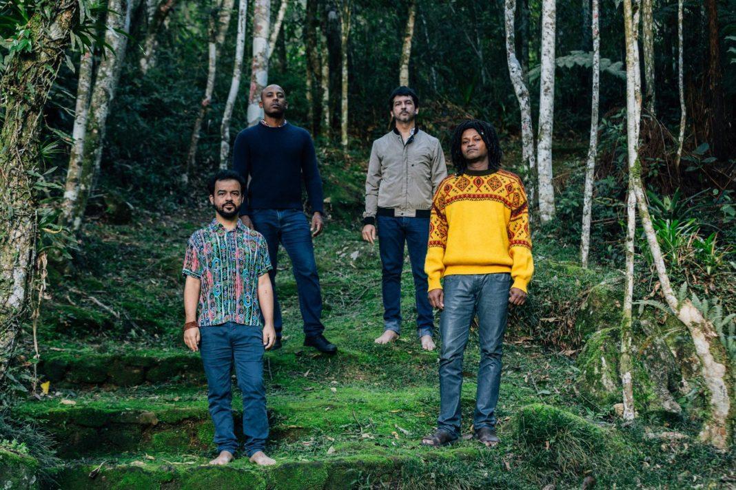 O quarteto de Marcelo Galter. Foto: Julio Constantini/ Divulgação