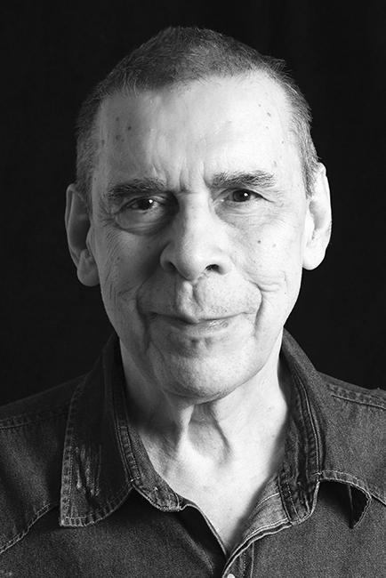 O escritor Sérgio Sant'Anna. Retrato: Chico Cerchiaro