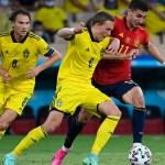 España y Suecia sin goles en la Eurocopa.