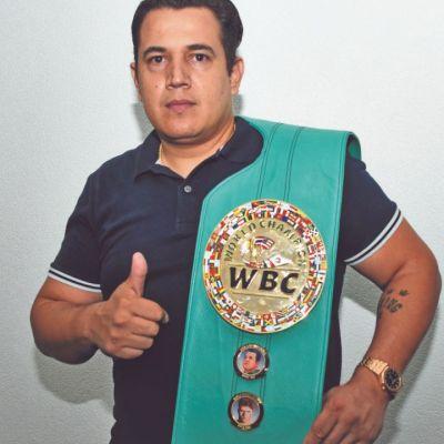 Eddy Reynoso es nominado al Premio Nacional del Deporte