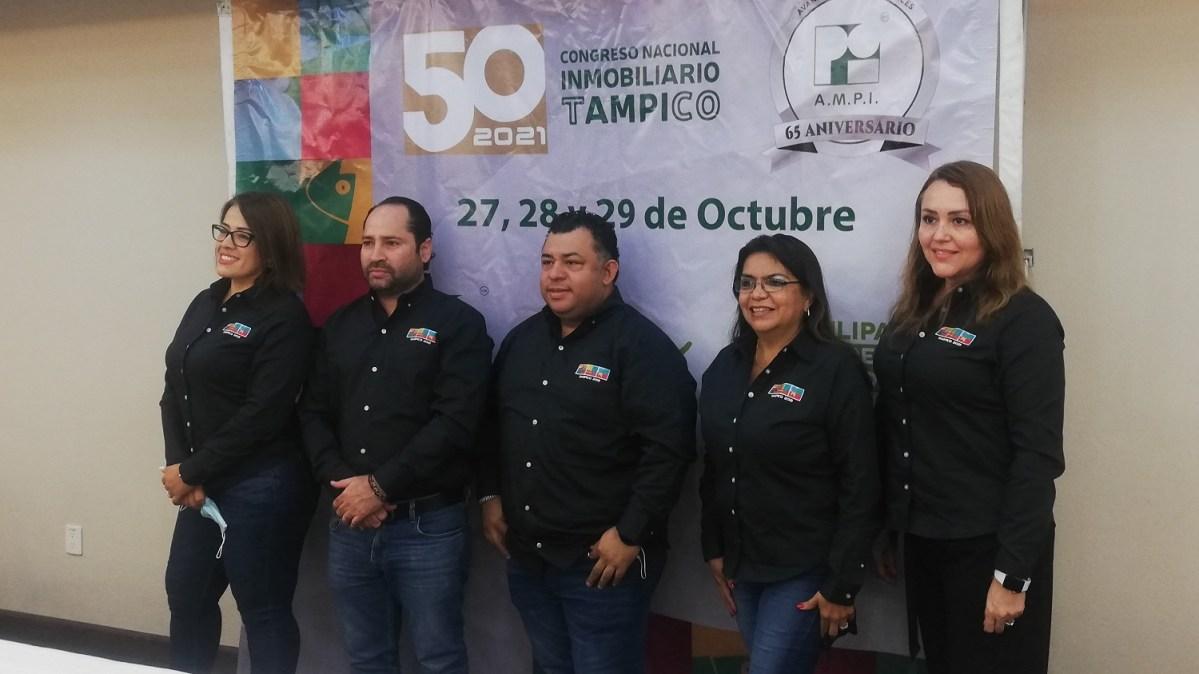 Inmobiliarios de Tampico presentarán proyectos