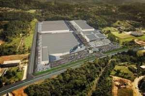 O Bianchini Business Park tem uma estrutura de 470 mil m² e ótima localização (Assessoria)