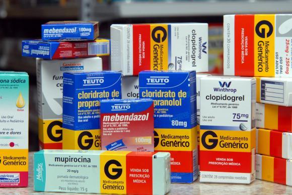 Remédios terão reajuste de preço - foto da Agência Brasil
