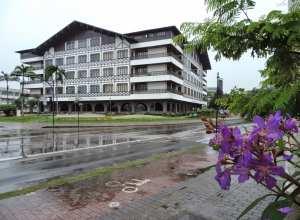 Previsão de chuva forte em Blumenau amanhã - foto de Jaime Batista
