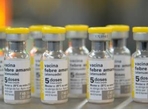 Vacina contra a febre amarela - foto de Rovena Rosa/Agência Brasil