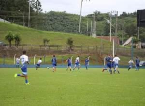 Atlético Itoupava vence jogo treino
