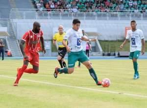 Metropolitano vence o Hercílio Luz - foto de Sávio Esporte em Foco