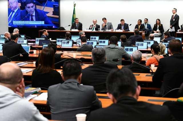 Comissão Mista de Planos, Orçamentos Públicos e Fiscalização (CMO) - foto de Marcos Oliveira/Agência Senado