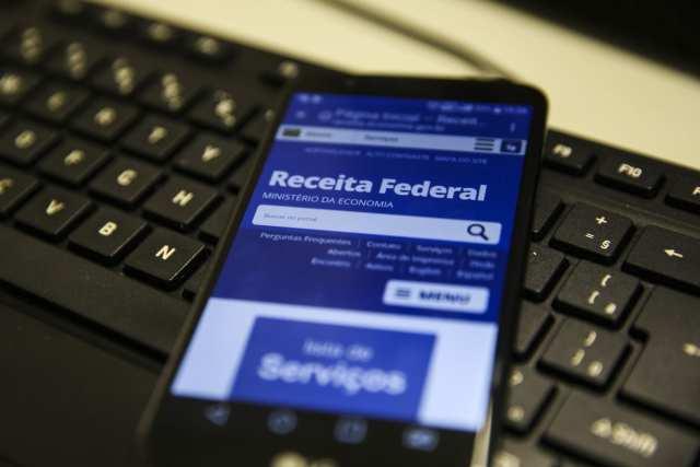 Aplicativo do Imposto de Renda - foto de Marcello Casal Jr