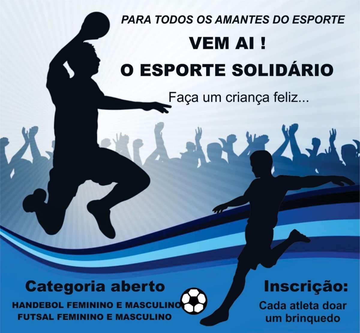 Resultado de imagem para Atletas de ST se reúnem em ação solidária para o Dia das Crianças