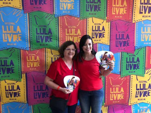 Márcia Conrado vai ao encontro de Lula e do PT em Recife » Blog do ...