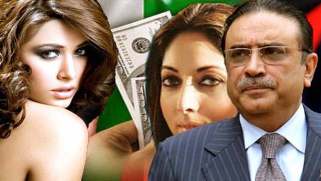 Corruption king mafia of Pakistan politics