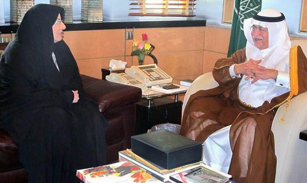 Firdous Ashiq Awan in Abaya