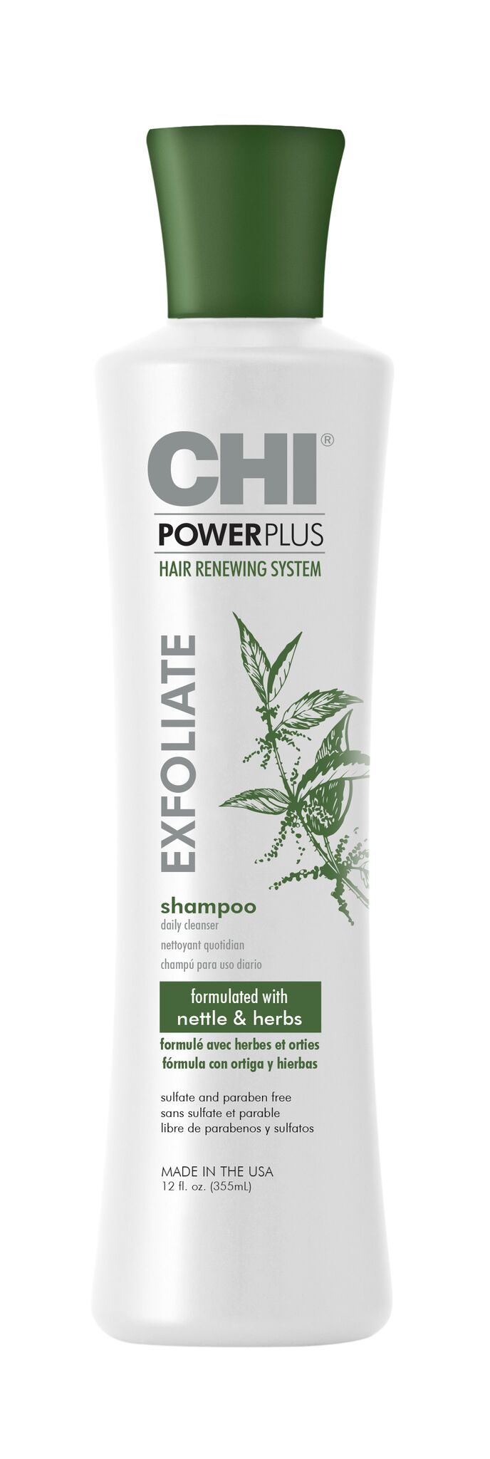 CHI Power Plus Line Shampoo 12oz preview - Podstrona produktu (przykład)