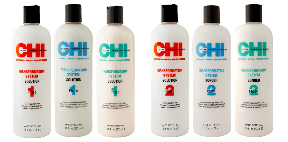 CHI Transformation System Group 16oz - CHI TRANSFORMATION SYSTEM