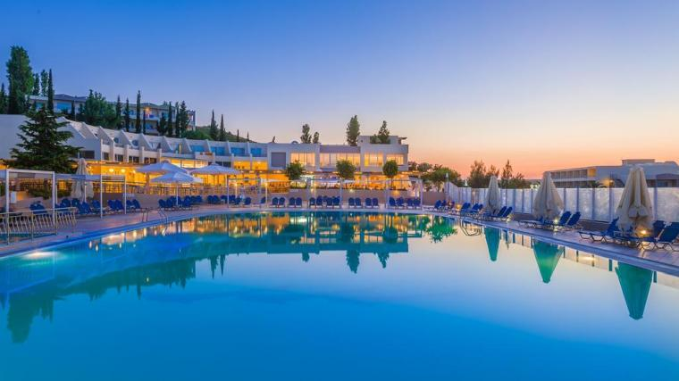 Kipriotis Village Resort photos Exterior Hotel information - GRECJA 2018