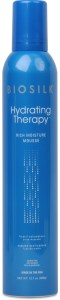 BioSilk Hydrating Therapy Moisture Mousse 12oz 60x300 - BIOSILK HYDRATING THERAPY