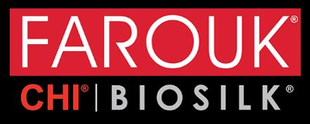 FaroukSystems Logo - Beyond glow