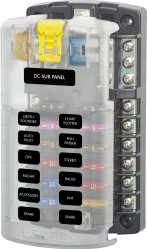 Blue Sea Fuse Box