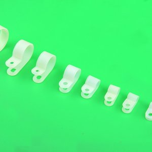 Nylon Cable Clamps Kit