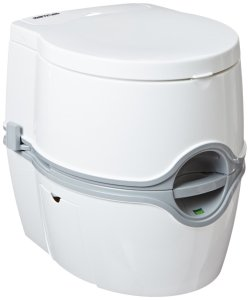 Porty Potti RV toilet