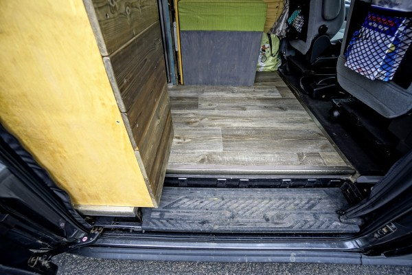 Campervan Conversion Nose Edging (3)