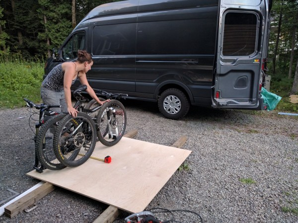 ford-transit-camper-van-conversion-slide-out-bike-rack-2