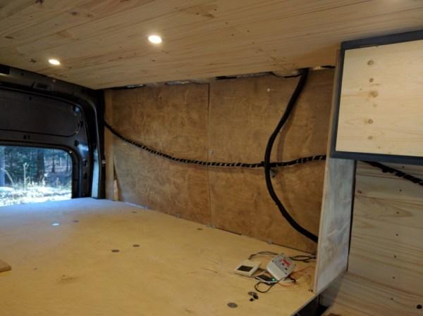 Bed Storage Van Conversion (15)