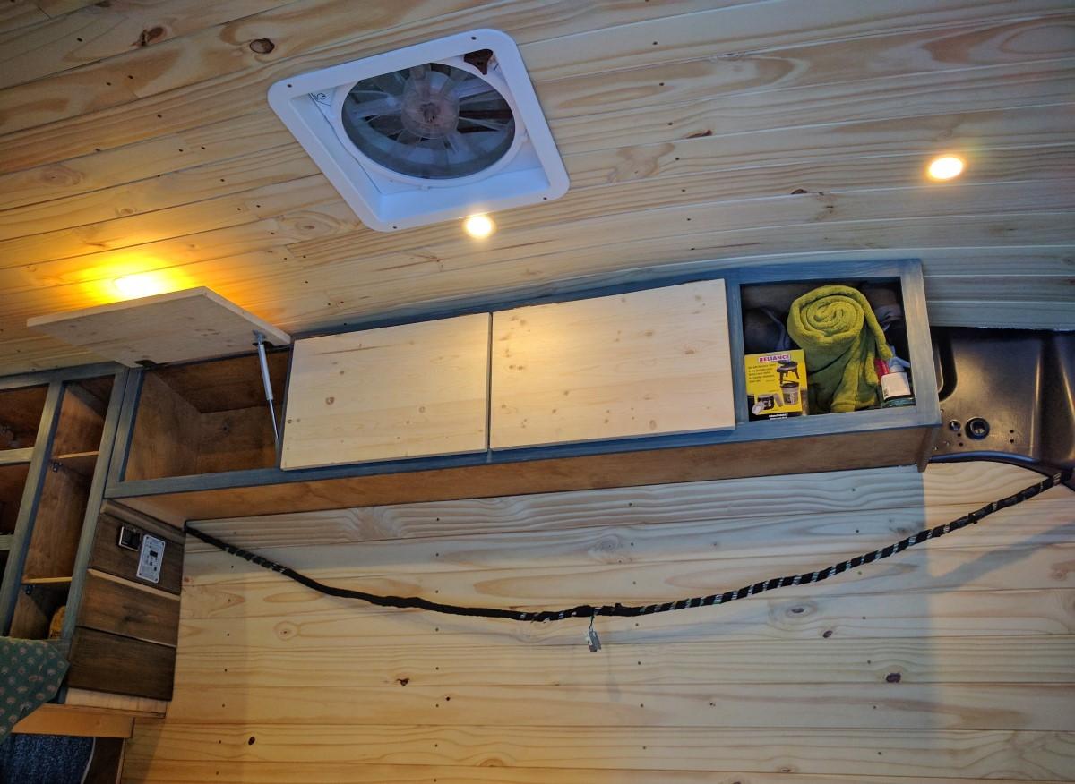 Overhead Storage Cabinet Faroutride