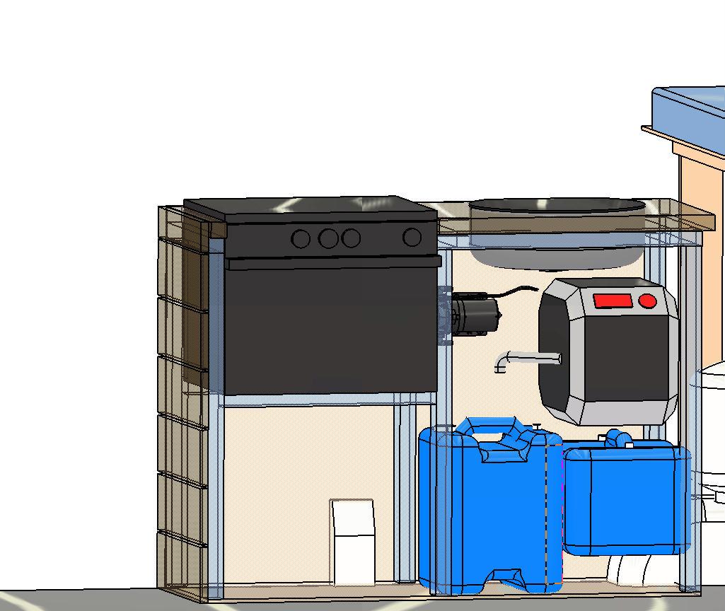 Sink Amp Stove Cabinet Faroutride