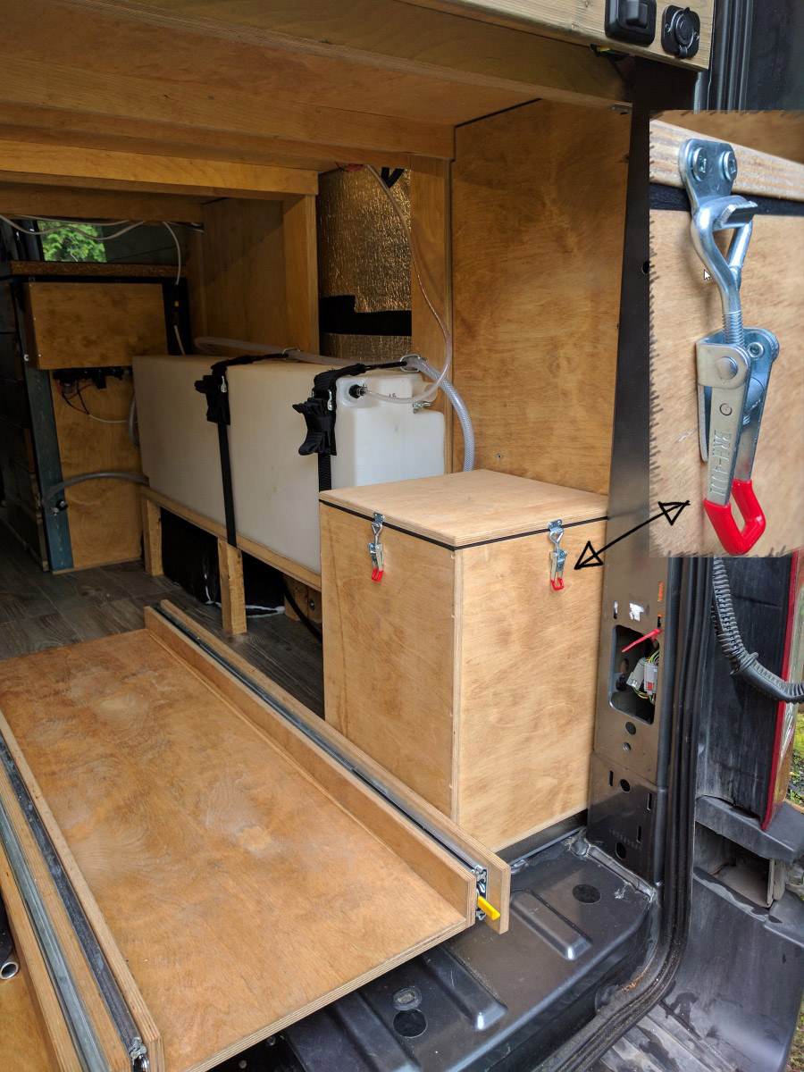 Rv Propane Stove >> Propane Build Guide for DIY Van Conversion | FarOutRide